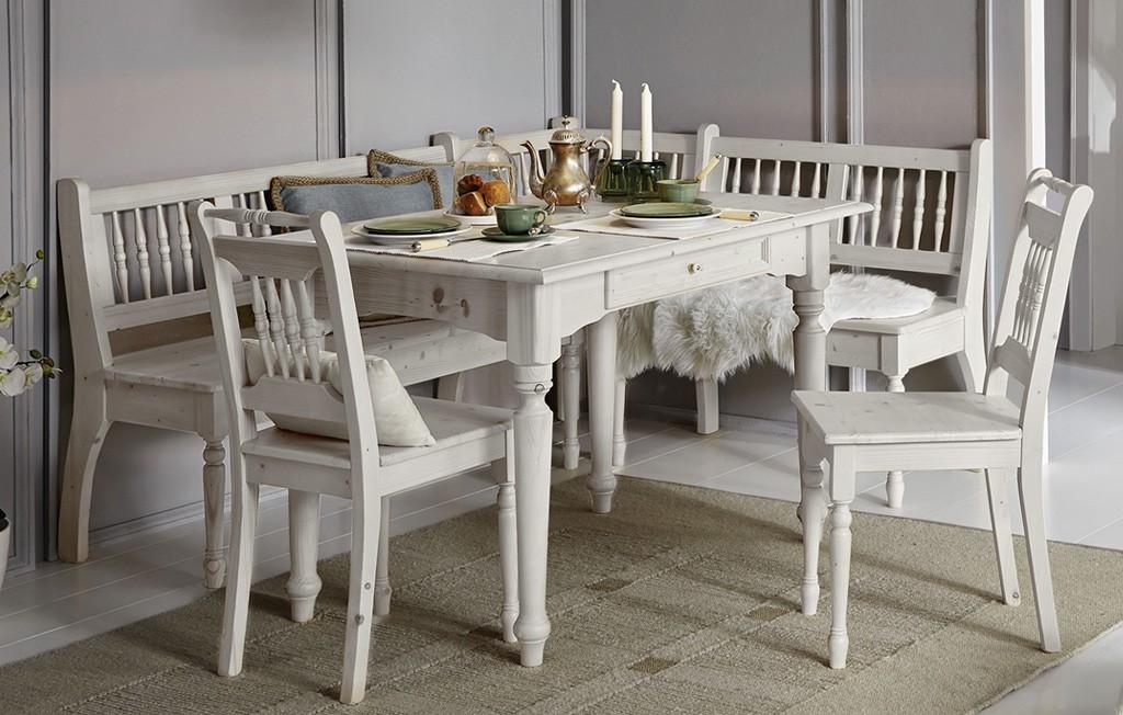 eckbankgruppe sitzgruppe landhausstil alina gradel. Black Bedroom Furniture Sets. Home Design Ideas