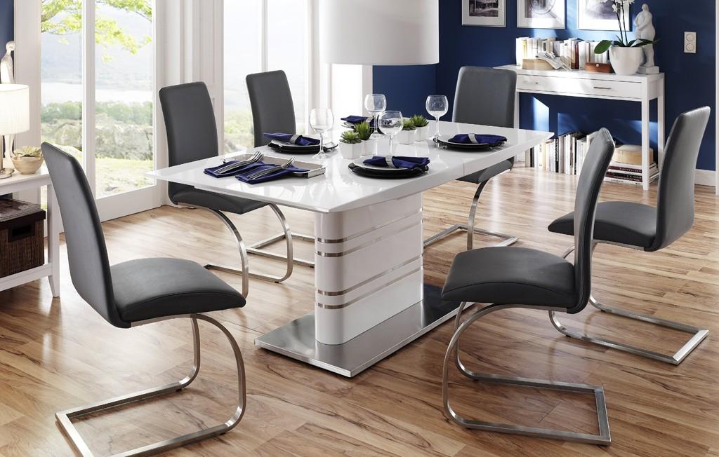Tischgruppe Modus Modus mit Schwinger Maui