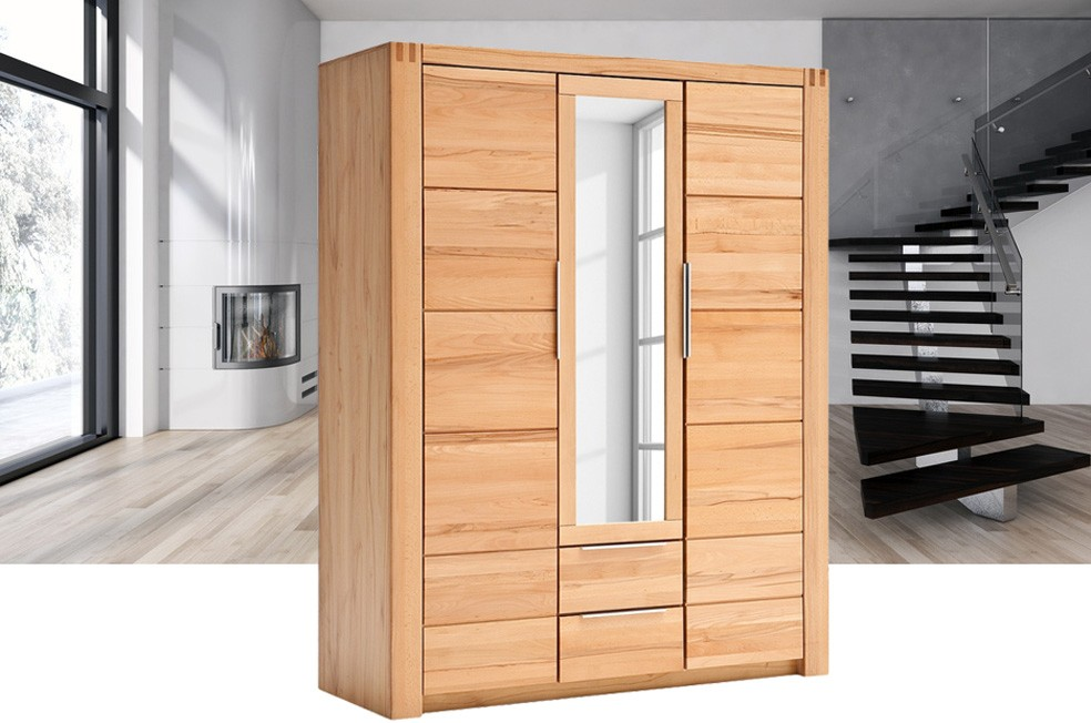 kernbuche schrank massivholz schrank kernbuche xx cm gelt. Black Bedroom Furniture Sets. Home Design Ideas