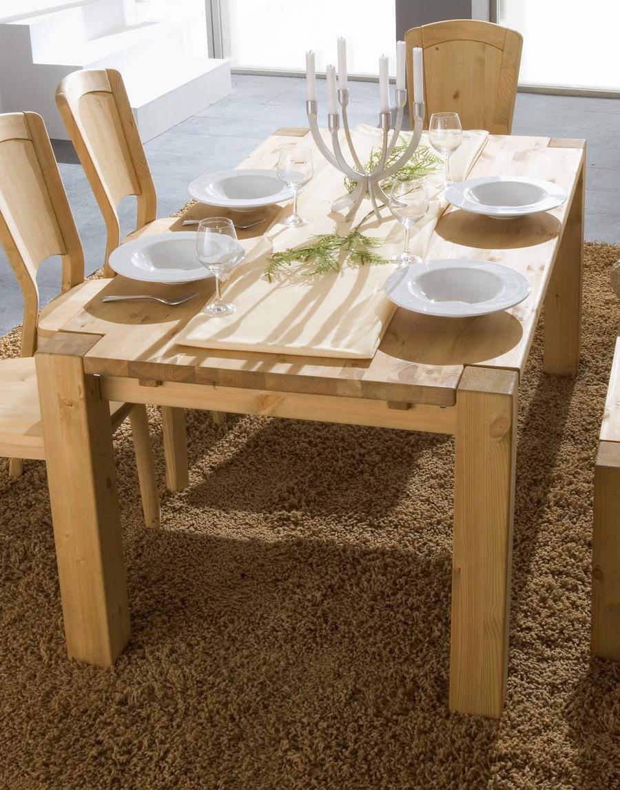 esstisch massivholz guldborg vita kiefer massivholz t43. Black Bedroom Furniture Sets. Home Design Ideas