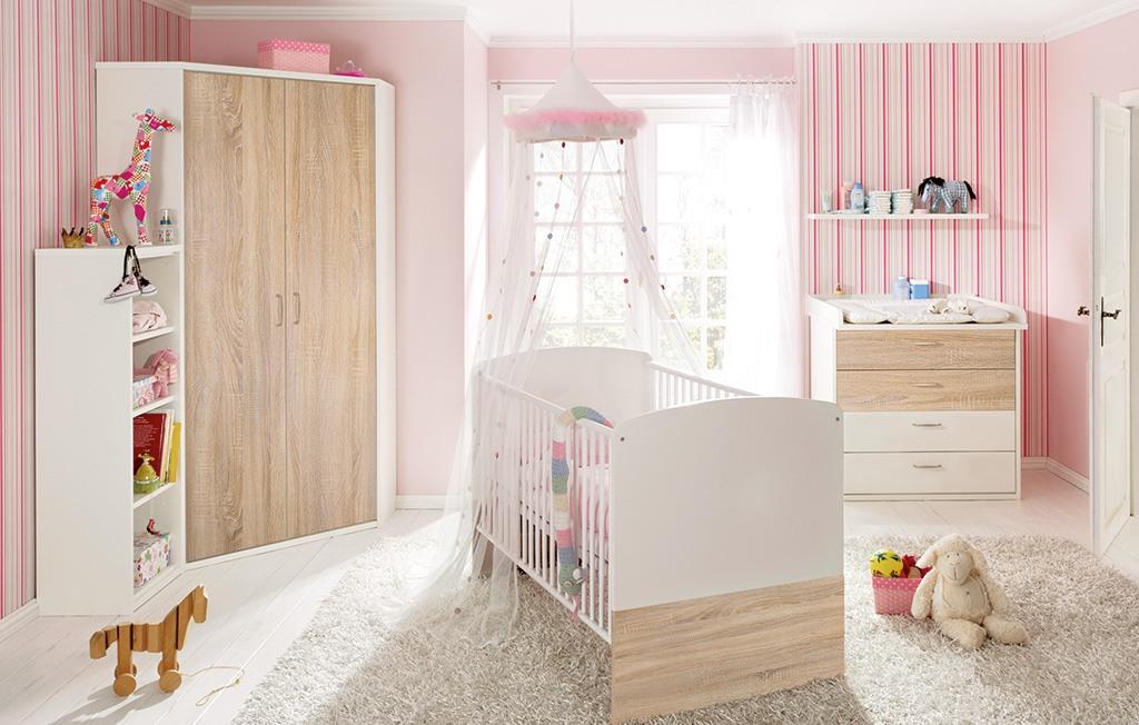 Babyzimmer komplett weis schardt maximo welle wellembel malie komplett babyzimmer babyzimmer - Wellemobel milla lila ...