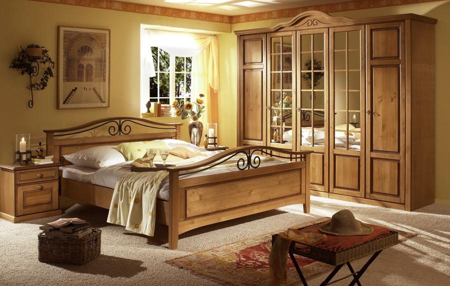 schlafzimmer landhausstil | san diego | schlafzimmer komplett | d02, Schlafzimmer entwurf
