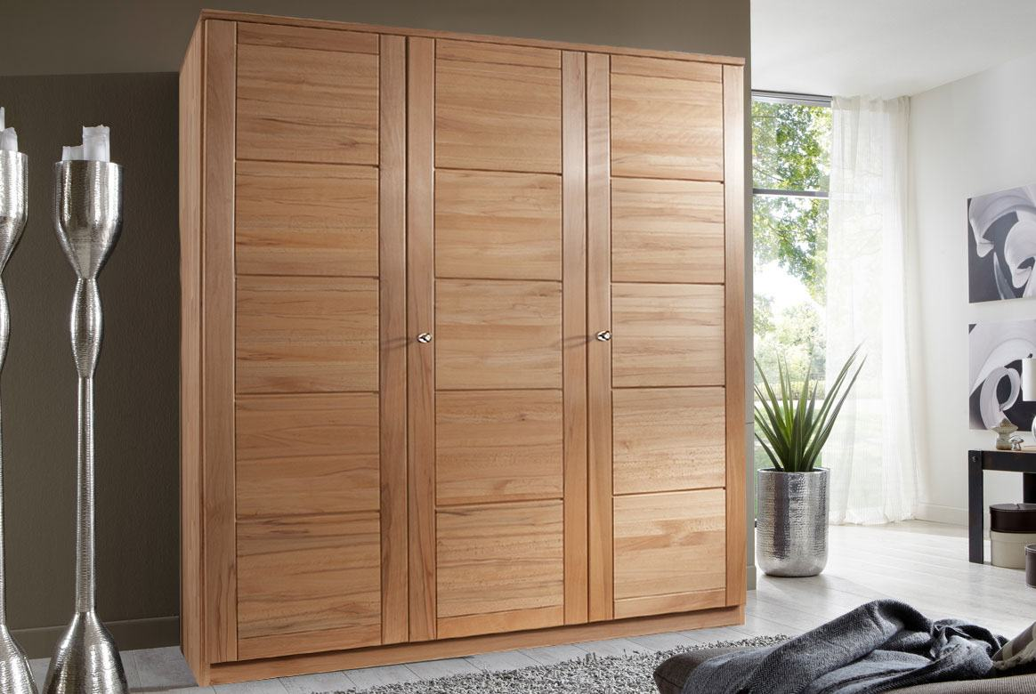 kleiderschrank massivholz saturn buche kernbuche wildeiche t30. Black Bedroom Furniture Sets. Home Design Ideas