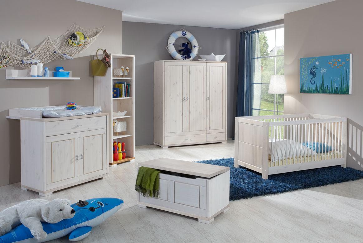 Amüsant Babyzimmer Massivholz Weiß Das Beste Von Abbildung Weiss - Absetzung Gebeizt Geölt Vita