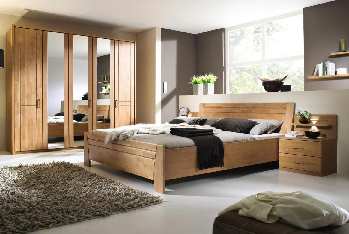 schlafzimmer komplett rauch sitara erle teilmassiv b72. Black Bedroom Furniture Sets. Home Design Ideas