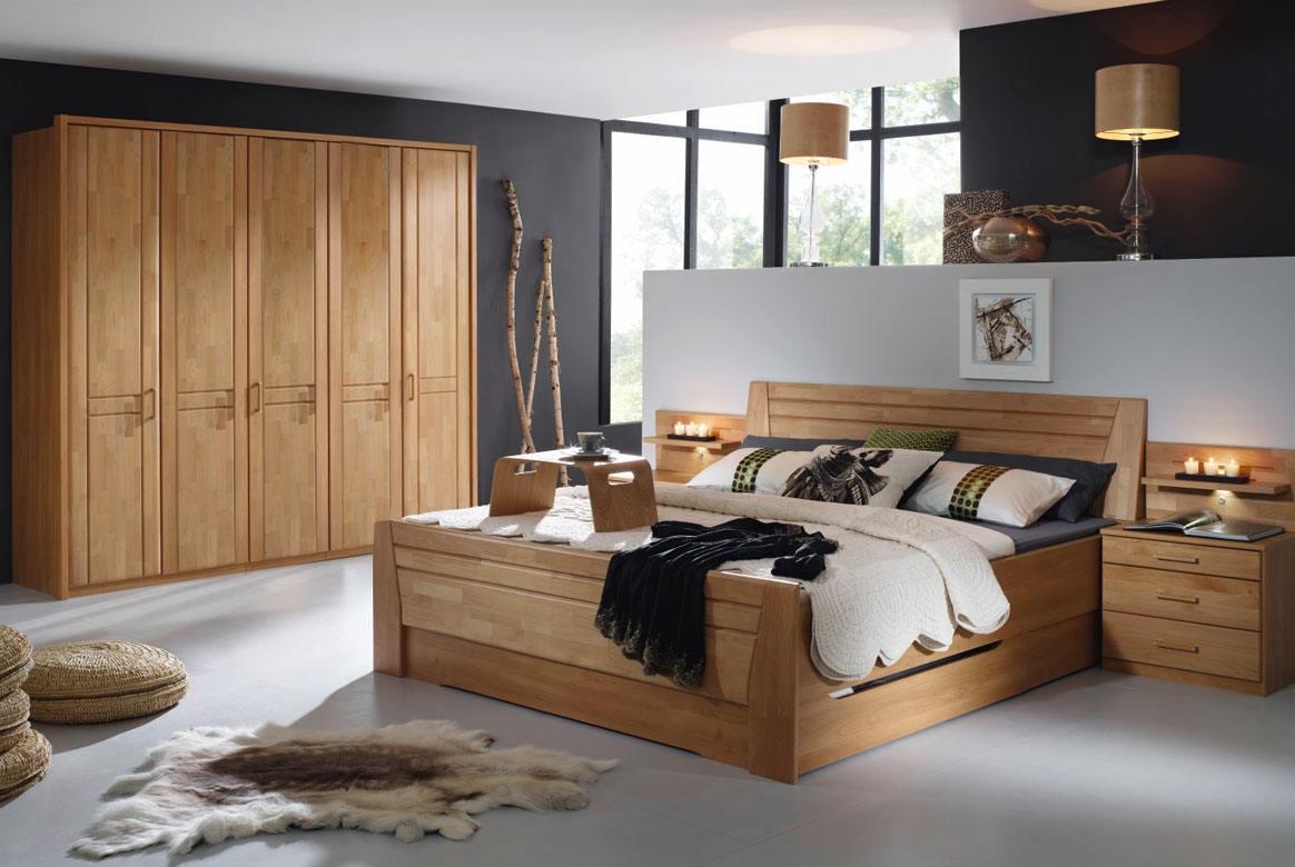 Schlafzimmer komplett rauch sitara erle teilmassiv s43 for Schlafzimmer komplett angebot