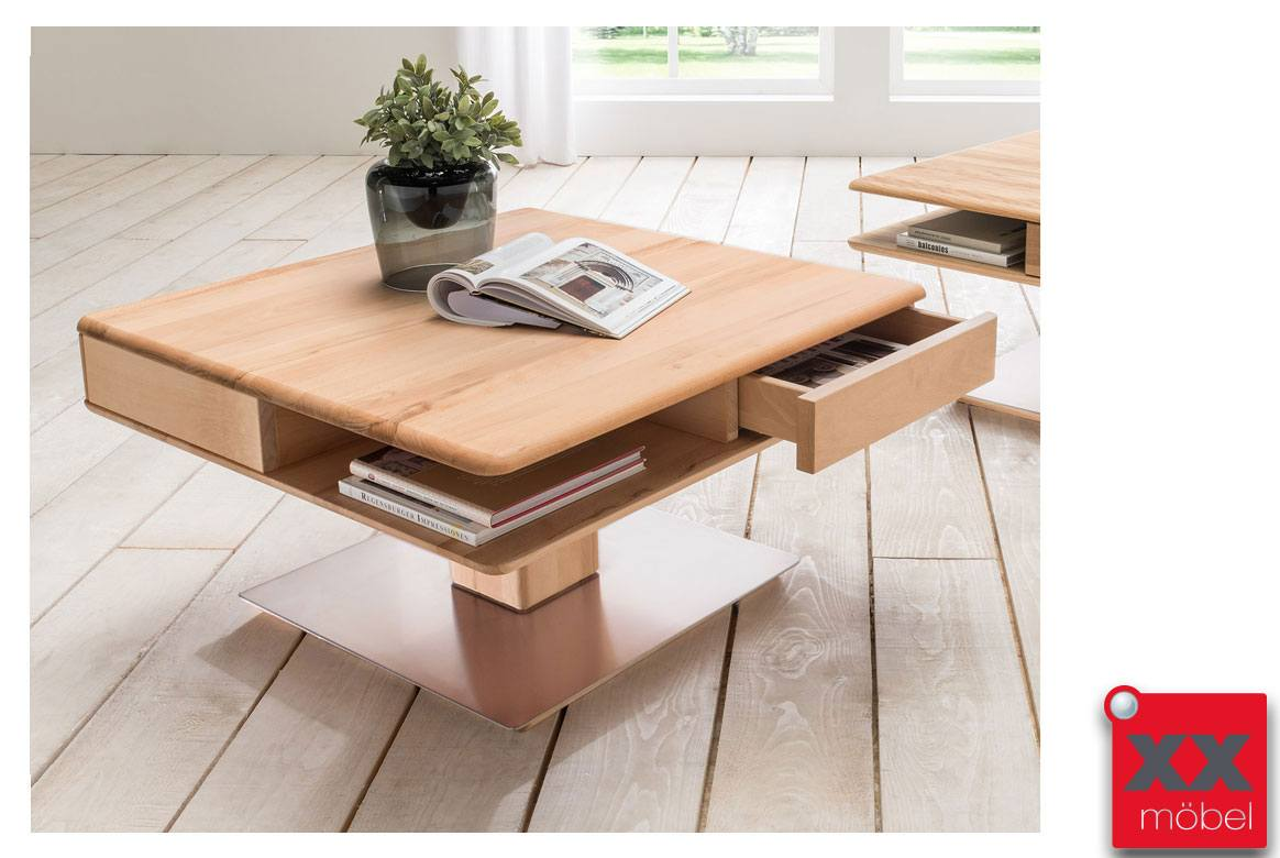 couchtisch kaffeetisch wohnzimmer tisch kernbuche. Black Bedroom Furniture Sets. Home Design Ideas