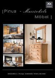Produktübersicht Pinus Möbel.